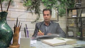 استاد احمد احمدی انتقاد هنرمند شاخص نجف آباد از تعطیل نشدن بازار انتقاد هنرمند شاخص نجف آباد از تعطیل نشدن بازار                          1 300x169