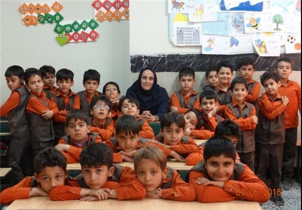 مشکلات معلمان خرید خدمت در نجف آباد+فیلم