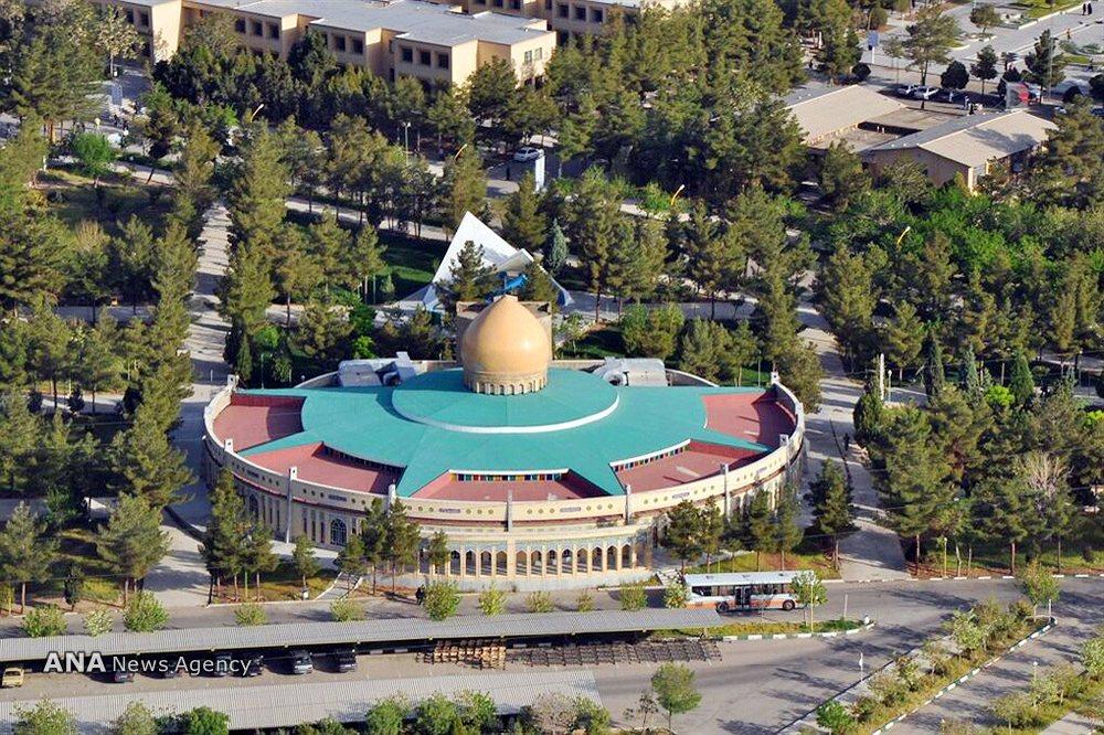معرفی مسجد شهید غیوری در آزاد نجف آباد