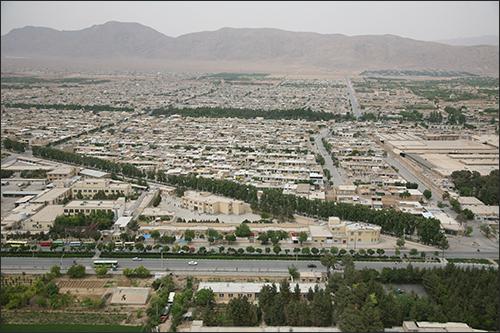 نجف آباد جلوه گاه مهندسی شیخ بهایی