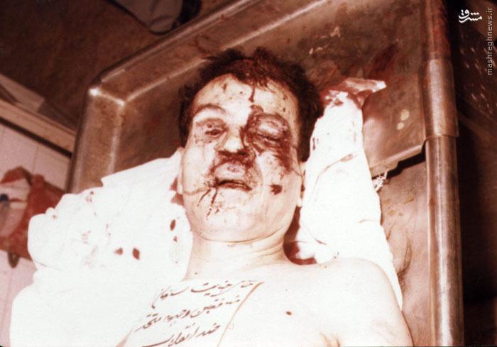پیکر شهید دکتر سید حسن آیت در پزشکی قانونی، ساعتی پس از ترور افشاگری نماینده نجف آباد در مورد رجوی و موسوی+فیلم و عکس افشاگری نماینده نجف آباد در مورد رجوی و موسوی+فیلم و عکس 1155491 520