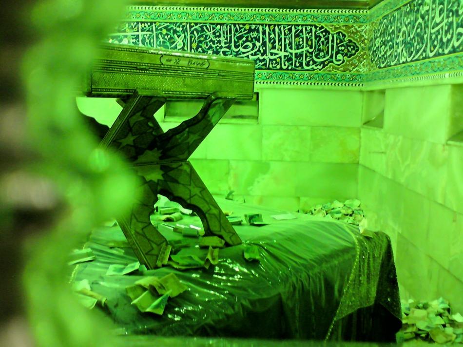 گزارش تصویری از حرم حضرت معصومه (سلام الله)