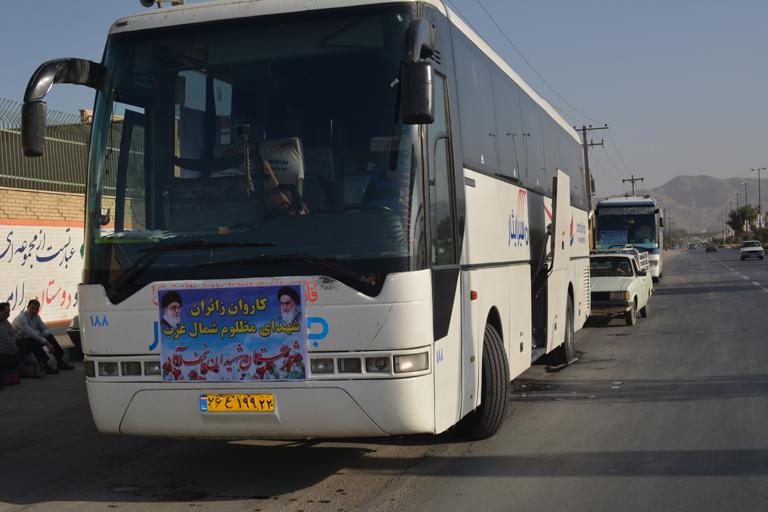 اعزام ۱۱ اتوبوس به راهیان نور