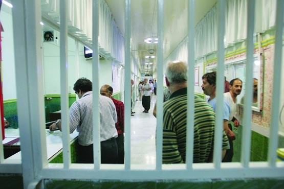اعزام بسیجیهای نجفآباد به زندان اوین