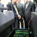 رونمایی از اولین وانت برقی ایرانی در نجف آباد+تصاویر رونمایی از اولین وانت برقی ایرانی در نجف آباد+تصاویر                       150x150