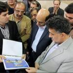 رونمایی از اولین وانت برقی ایرانی در نجف آباد+تصاویر رونمایی از اولین وانت برقی ایرانی در نجف آباد+تصاویر                       2 150x150