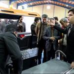 رونمایی از اولین وانت برقی ایرانی در نجف آباد+تصاویر رونمایی از اولین وانت برقی ایرانی در نجف آباد+تصاویر                       3 150x150