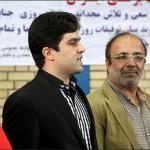 رونمایی از اولین وانت برقی ایرانی در نجف آباد+تصاویر رونمایی از اولین وانت برقی ایرانی در نجف آباد+تصاویر                       4 150x150