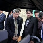 رونمایی از اولین وانت برقی ایرانی در نجف آباد+تصاویر رونمایی از اولین وانت برقی ایرانی در نجف آباد+تصاویر                       7 150x150