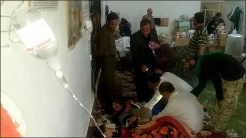 ارائه خدمات به  ۳ هزار زائر اربعین توسط تیم پزشکی نجف آباد+تصویر ارائه خدمات به  ۳ هزار زائر اربعین توسط تیم پزشکی نجف آباد+تصویر ارائه خدمات به  ۳ هزار زائر اربعین توسط تیم پزشکی نجف آباد+تصویر                         3