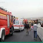 گزارشی تصویری از فاجعه اتوبوس دانشگاه آزاد نجف آباد گزارشی تصویری از فاجعه اتوبوس دانشگاه آزاد نجف آباد                         1 150x150