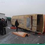 گزارشی تصویری از فاجعه اتوبوس دانشگاه آزاد نجف آباد گزارشی تصویری از فاجعه اتوبوس دانشگاه آزاد نجف آباد                         11 150x150