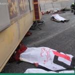 گزارشی تصویری از فاجعه اتوبوس دانشگاه آزاد نجف آباد گزارشی تصویری از فاجعه اتوبوس دانشگاه آزاد نجف آباد                         12 150x150