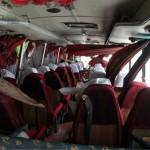 گزارشی تصویری از فاجعه اتوبوس دانشگاه آزاد نجف آباد گزارشی تصویری از فاجعه اتوبوس دانشگاه آزاد نجف آباد                         17 150x150