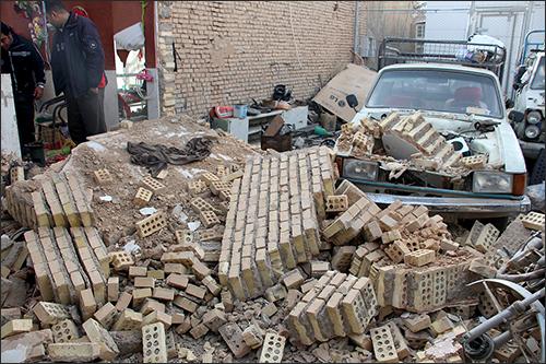 وقوع یک انفجار در نجف آباد+ تصویر وقوع یک انفجار در نجف آباد وقوع یک انفجار در نجف آباد+ تصویر              3