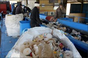 بازیافت تحویل ۱۷هزار تن مواد بازیافتی در نجف آباد تحویل ۱۷هزار تن مواد بازیافتی در نجف آباد                3 300x200
