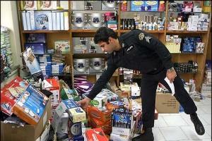 قاچاق کالا و نیروی انتظامی