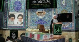 خطبه های نماز جمعه-بیست و یکم اسفند ۹۴ -حجت الاسلام و المسلمین حسناتی.