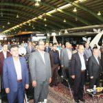 افتتاح اولین خط تولید اتوبوسهای فرودگاهی خاور میانه در نجف آباد+تصاویر افتتاح اولین خط تولید اتوبوسهای فرودگاهی خاور میانه در نجف آباد+تصاویر                     150x150