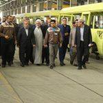 افتتاح اولین خط تولید اتوبوسهای فرودگاهی خاور میانه در نجف آباد+تصاویر افتتاح اولین خط تولید اتوبوسهای فرودگاهی خاور میانه در نجف آباد+تصاویر                     2 150x150