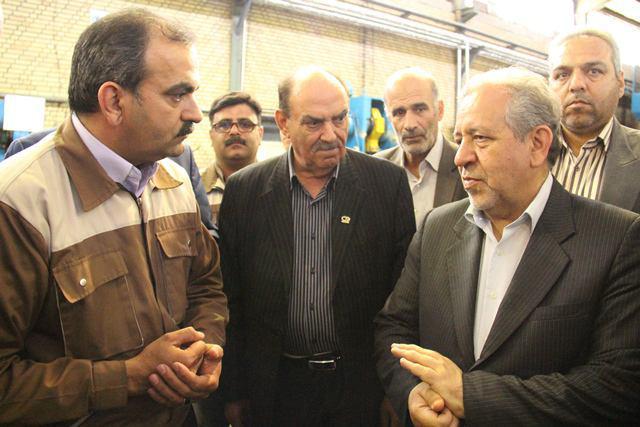 بازسازی اتوبوس های فرسوده اصفهان در پیشرو دیزل