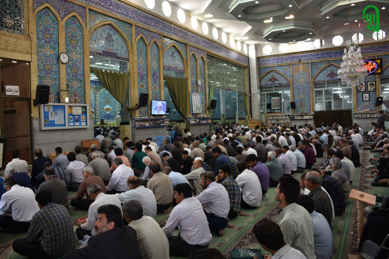 نمازجمعه ۱۱ اردیبهشت۱۳۹۴ نجف آباد + صوت