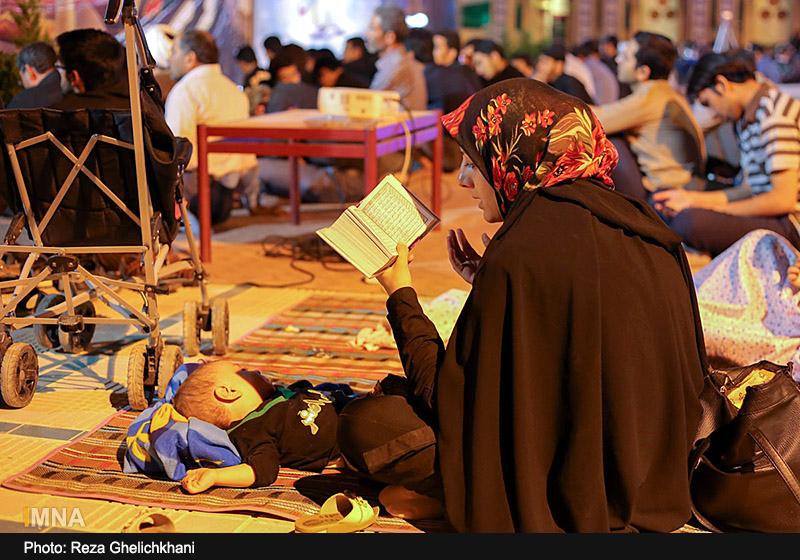 آداب و رسوم نجف آبادی ها در ماه رمضان