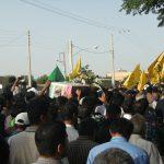 تشییع اولین شهید فاطمیون در نجف آباد+ تصاویر تشییع اولین شهید فاطمیون در نجف آباد+ تصاویر                                    8 150x150