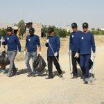 جمع آوری داوطلبانه زباله در کمربندی های نجف آباد+تصاویر جمع آوری داوطلبانه زباله در کمربندی های نجف آباد+تصاویر                            150x150