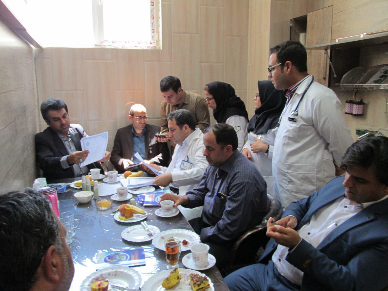 افتتاح دومین«ازن تراپی» کشور در نجف آباد افتتاح دومین«ازن تراپی» کشور در نجف آباد افتتاح دومین«ازن تراپی» کشور در نجف آباد                 7