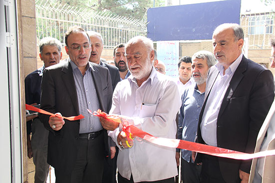 افتتاح طرح های هفته دولت در نجف آباد+تصاویر