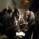 مرگ کارگر بتن سازی با دهها تن شن و ماسه +تصاویر مرگ کارگر بتن سازی با دهها تن شن و ماسه +تصاویر                                  7 150x150