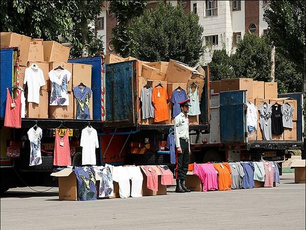 قاچاق صد میلیون تومانی در نجف آباد