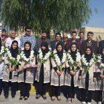 استقبال از درخشش گروه سرود «آوای دل» در نجف آباد+ تصاویر استقبال از درخشش گروه سرود «آوای دل» در نجف آباد+ تصاویر                   150x150