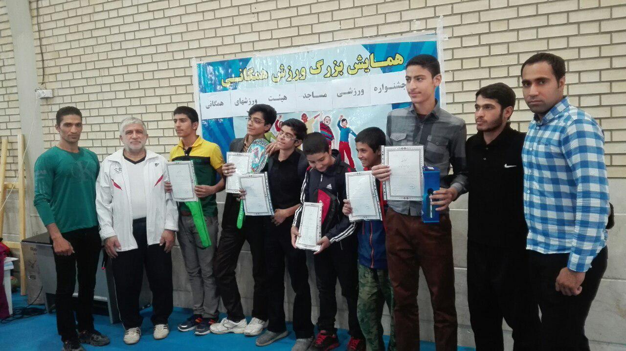 مشارکت ۳۰۰ نفری در اولین رویداد ورزشی مساجد نجف آباد مشارکت ۳۰۰ نفری در اولین رویداد ورزشی مساجد نجف آباد مشارکت ۳۰۰ نفری در اولین رویداد ورزشی مساجد نجف آباد