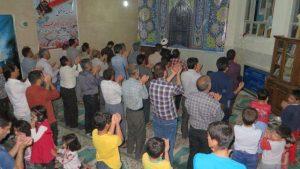 اقامه نماز جماعت در مسجد اقامه نماز صبح در ۶۰درصد مساجد نجف آباد+فیلم اقامه نماز صبح در ۶۰درصد مساجد نجف آباد+فیلم                                4 300x169