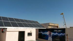 نیروگاه خورشیدی افتتاح اولین نیروگاه خورشیدی در نجف آباد افتتاح اولین نیروگاه خورشیدی در نجف آباد                              2 300x169
