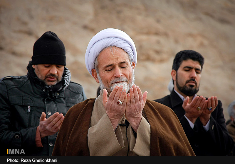 ابتلای امام جمعه نجف آباد به کرونا+فیلم