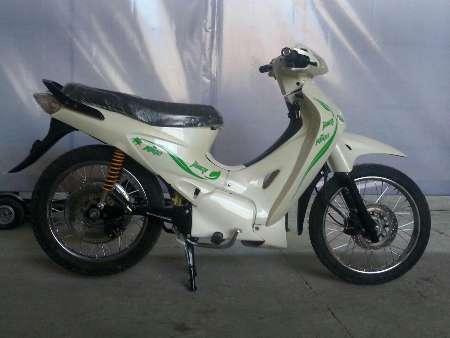 طراحی و ساخت موتورسیکلت برقی در نجف آباد