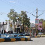 المان های نوروزی نجف آباد+ تصاویر المان های نوروزی نجف آباد+ تصاویر                         5 150x150