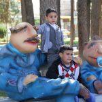 المان های نوروزی نجف آباد+ تصاویر المان های نوروزی نجف آباد+ تصاویر                         7 150x150