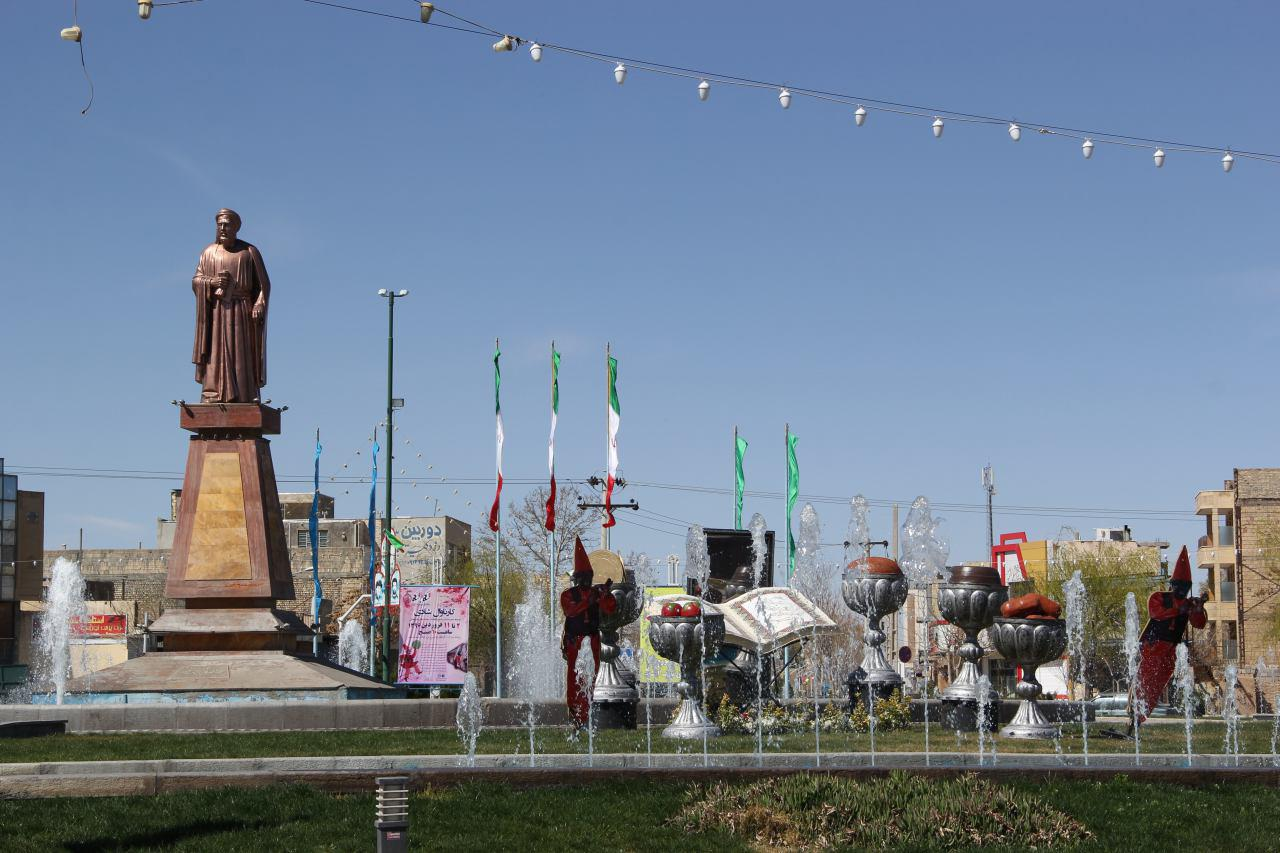 ساخت نجف آباد به دستور شیخ بهایی