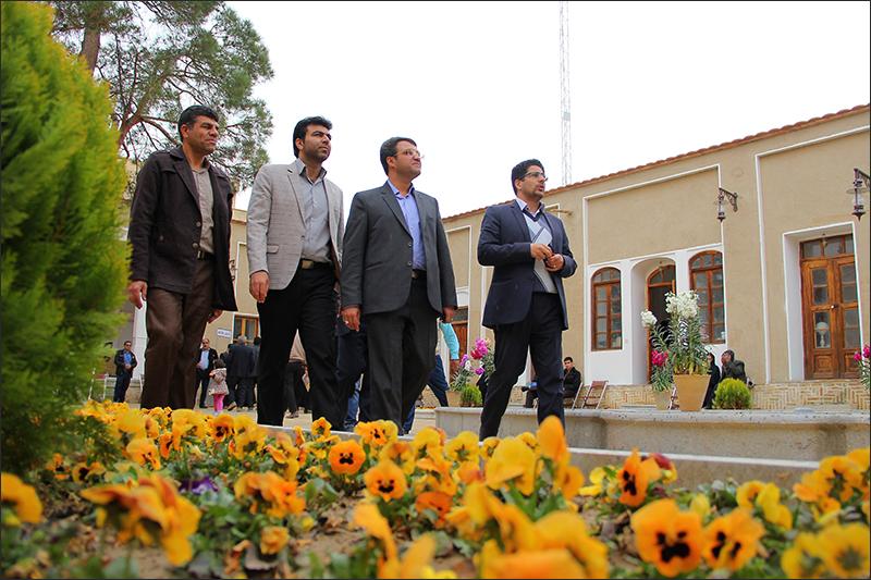 ثبت ۲۰۳هزار بازدید نوروزی در نجف آباد ثبت ۲۰۳هزار بازدید نوروزی در نجف آباد ثبت ۲۰۳هزار بازدید نوروزی در نجف آباد