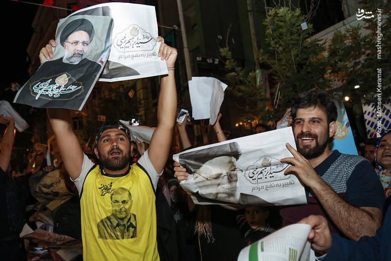 ساعات پایانی انتخابات+ تصاویر