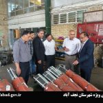 ساخت تجهیزات خاص برقی در نجف آباد+ تصاویر ساخت تجهیزات خاص برقی در نجف آباد+ تصاویر                 150x150