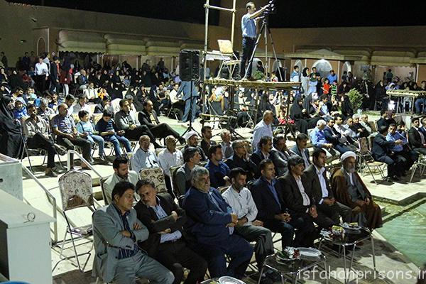 آزادی ۳زندانی در نجف آباد