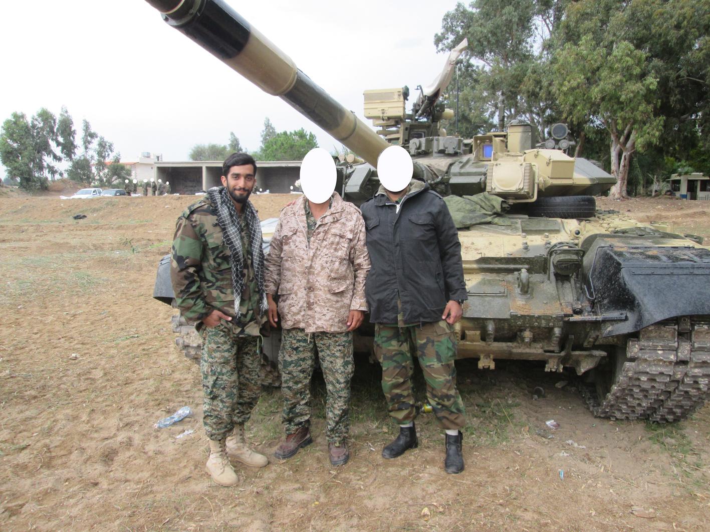 مستند شهید حججی جدیدترین تصاویر «محسن حججی» در سوریه+ گزارش تصویری جدیدترین تصاویر «محسن حججی» در سوریه+ گزارش تصویری                                                9