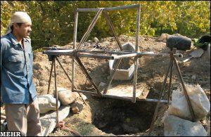 چاه آب غیر مجاز