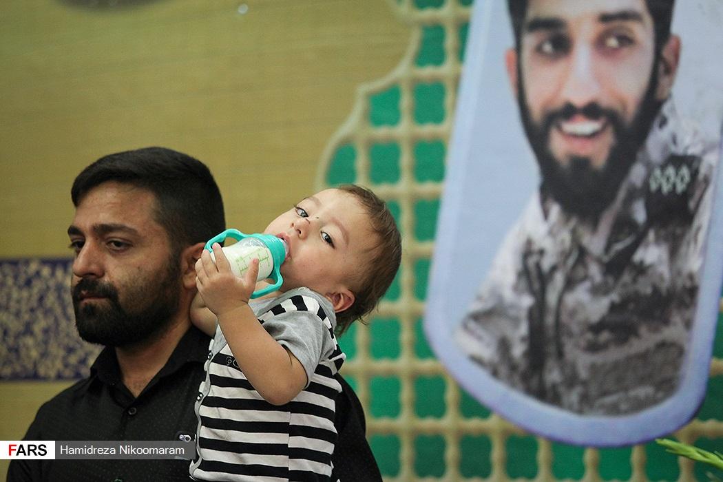 شهادت محسن، متقاضیان اعزام را ۱۰ برابر کرده