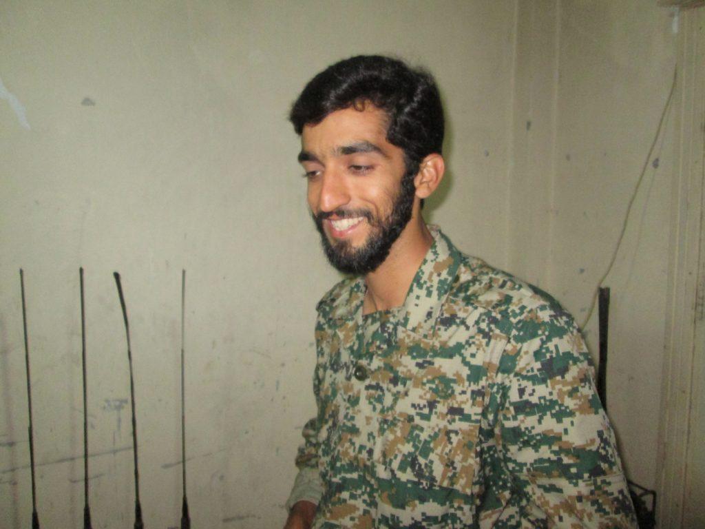 تصاویر حضور شهید محسن حججی در سوریه جدیدترین تصاویر «محسن حججی» در سوریه+ گزارش تصویری جدیدترین تصاویر «محسن حججی» در سوریه+ گزارش تصویری IMG 1824 1024x768